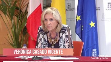 Photo of La consejera de Sanidad, Verónica Casado, y el consejero de Cultura y Turismo, Javier Ortega, informan de la situación en la Comunidad en relación al COVID-19