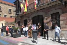 Photo of Minuto de silencio en Benavente por los fallecidos por coronavirus