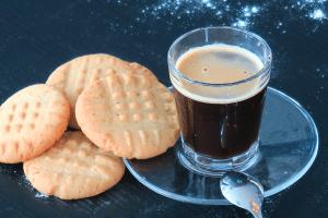 Biscoito de manteiga de amendoim da Catia Fonseca