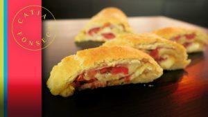 COMO FAZER: A famosa Pizza Enrolada da Catia