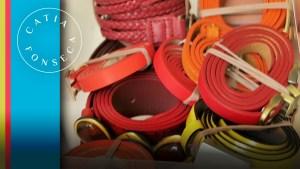 DIY: Organize seus cintos