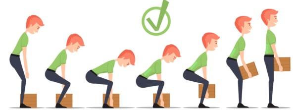 Tv Catia Fonseca dica 6 tarefas que podem causar dores na coluna 3
