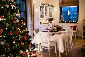 Como montar a mesa da ceia de Natal por Fabio Arruda