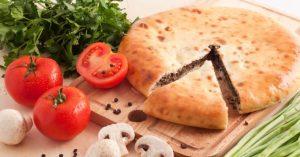 Receita da revista da Catia: Bolo-pão de queijo recheado