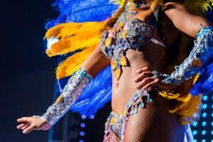 Carnaval: As 7 rainhas de bateria que deram o que falar