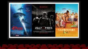 Filmes que estreiam esta semana (08 de março) no cinema com Davi Novaes