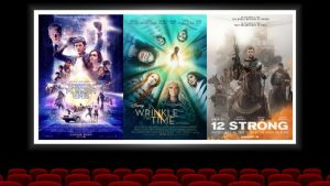 Filmes que estreiam esta semana (29 de março) no cinema com Davi Novaes