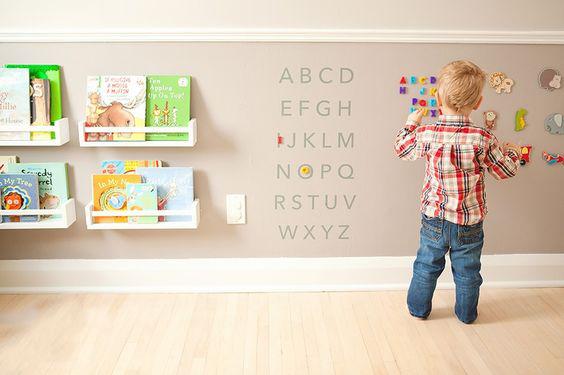 Descubra como estimular seu filho com um quarto montessoriano