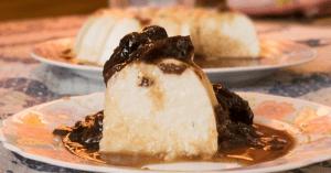 Receita de família: Manjar branco da Carin (irmã da Catia)