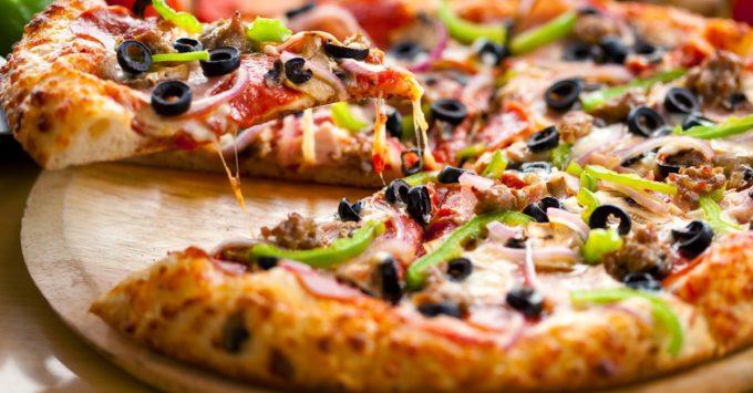 Pizza em casa com Ricardo Marino