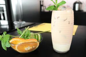 Chá tailandês por Lucio Manosso