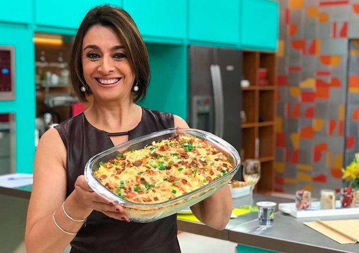 Catia Fonseca lista seus cinco pratos favoritos no Melhor da Tarde