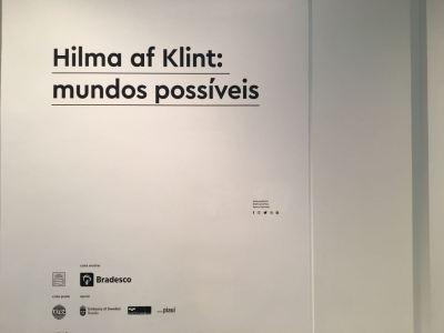Hilma af Klint: mundos possíveis