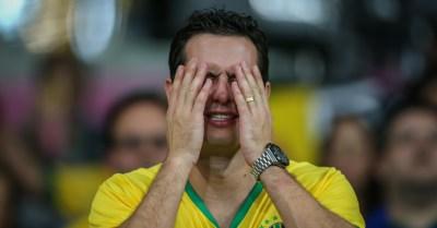 Brasil perde para a Alemanha