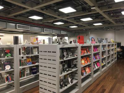 Biblioteca SESC Avenida Paulista