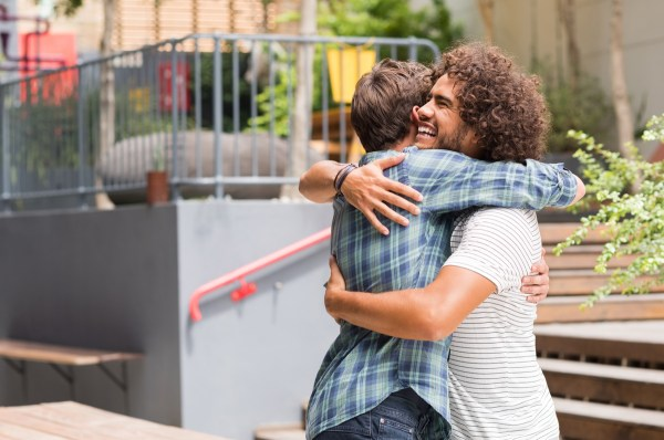 Terapia do abraço TV Catia Fonseca