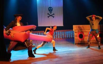 tv catia fonseca agenda cultural Dicas de passeios para a semana São Paulo Piratas do Carambra