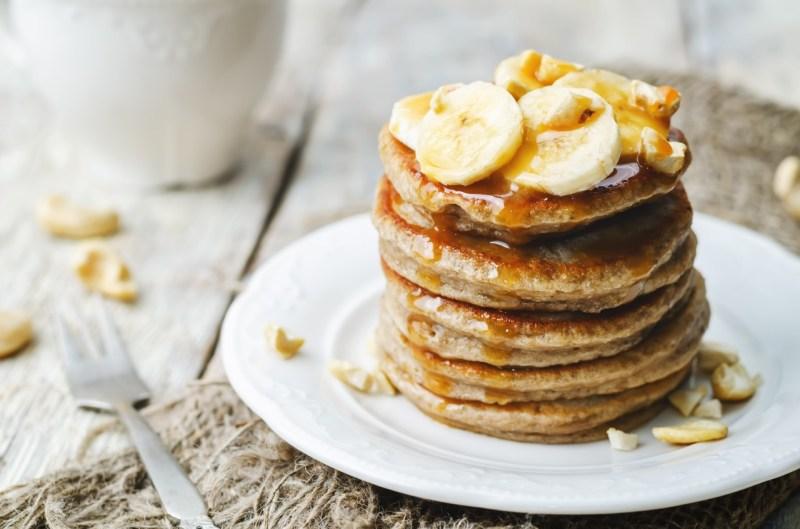 Tv Catia Fonseca Prepare uma panqueca saudável e deliciosa para o seu café da manhã