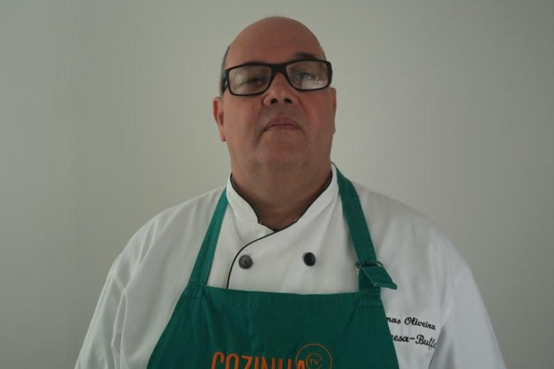 Tv Catia Fonseca receita Caponata chef Deumas