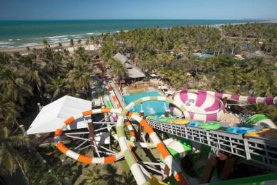 Tv Catia Fonseca férias de verão Fortaleza Beach Park