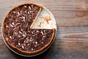 Receita da revista da Catia: Torta prestígio