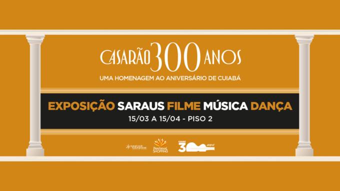 Tv Catia Fonseca Veja a programação da agenda cultural - Centro-Oeste Casarão 300 anos