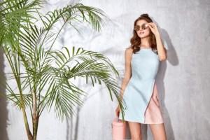 Como se manter elegante nos dias quentes por Rita Heroína