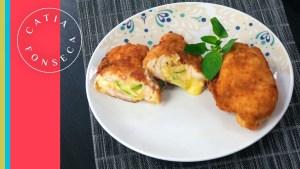 Aprenda a fazer este frango empanado maravilhoso da Catia!