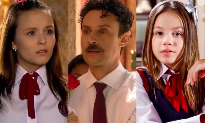 As Aventuras de Poliana: Mirela dá beijão em Luca Tuber, Lindomar volta ao trabalho e sequela é descoberta e Filipa parte para cima de Paola