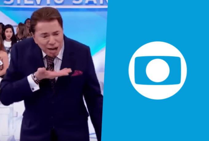 Silvio Santos é passado para trás, terá que pagar 5 milhões para autor da Globo e acumula 25 milhões em prejuízos