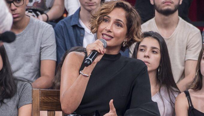 Camila Pitanga se afasta das novelas da Globo após trauma, surpreende e vira apresentadora