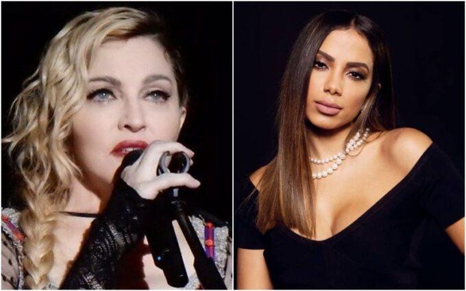 Madonna fala o que pensa sobre Anitta e expõe cantora para todo o público
