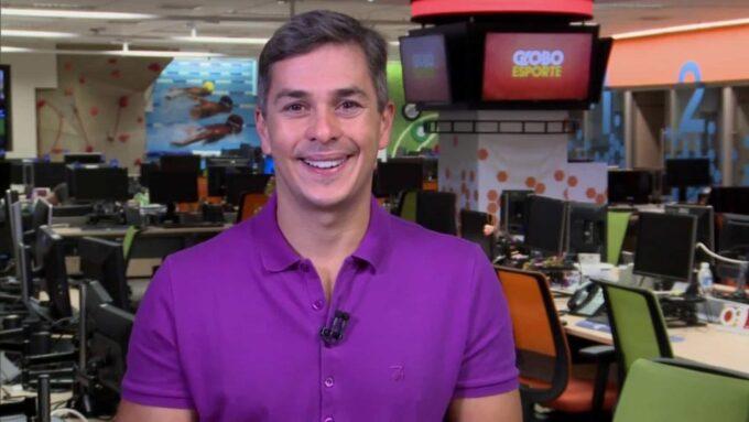 Novo contratado da Record, Ivan Moré pode apresentar programa esportivo diário na emissora