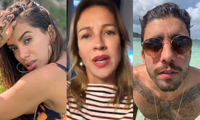"""Luana Piovani xinga Pedro Scooby de """"oferenda"""", se revolta com Anitta e dispara: 'Aprender é bom'"""