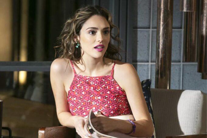 Isabelle Drummond, a Manuzita, revela real motivo sobre a saída de Humberto Martins da novela Verão 90