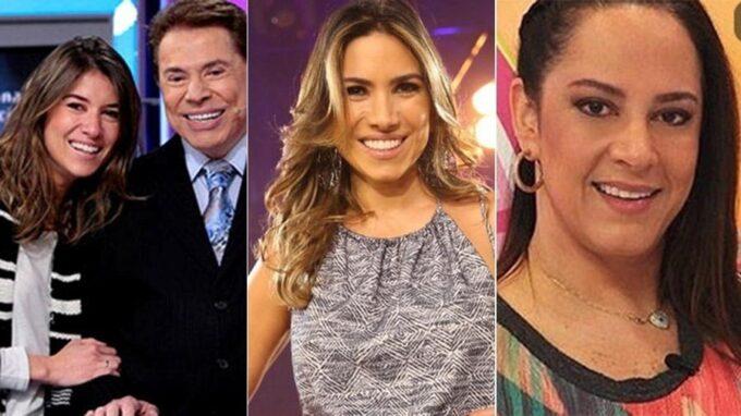 """Patricia Abravanel é detonada pela própria famíla e clima tenso toma conta do Programa Silvio Santos: """"Quer aparecer"""""""