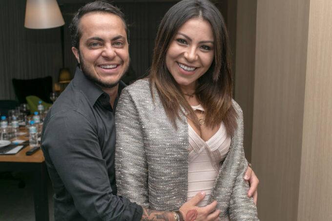 """Thammy Miranda faz revelação surreal sobre sua esposa, Andressa Ferreira: """"vai ter que parir sem mim"""""""