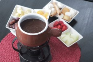 Fondue de chocolate por Andrea Lich