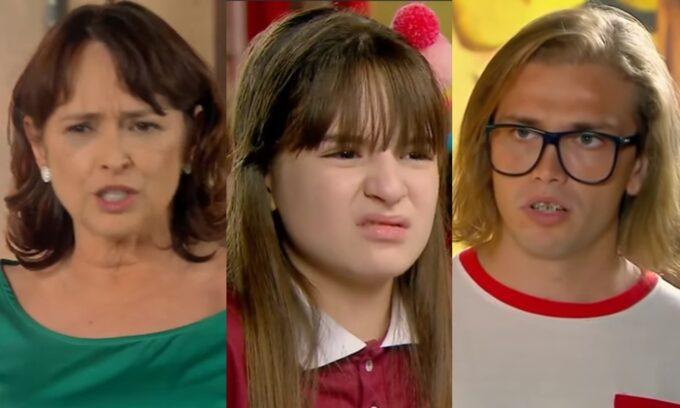 As Aventuras de Poliana: Ruth expulsa alunos do colégio, Poliana se desespera com situação, e Vini continua transformação na aparência