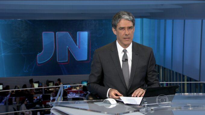 William Bonner se revolta ao vivo na Globo, faz declaração polêmica no JN e é detonado: 'Mentiroso'
