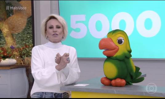 "Ana Maria Braga quebra protocolo e traz Evaristo Costa para a Globo: ""Gostoso"""