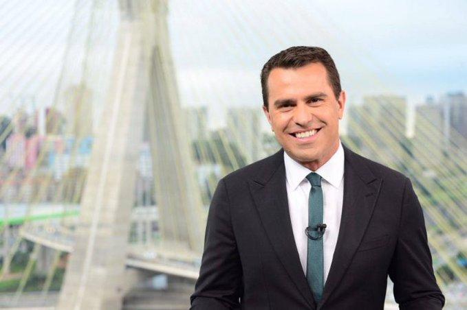Rodrigo Bocardi é criticado por comportamento, se arrepende e muda postura na Globo