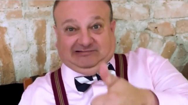 """Jacquin, do """"MasterChef"""", vomita duas vezes após comer em restaurante: """"Vi o resto"""""""