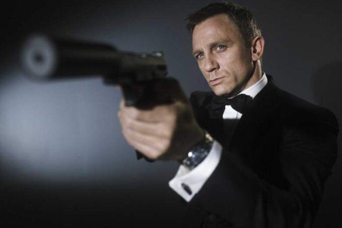 Novo filme da saga 007 tem título anunciado