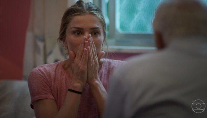 Paloma descobre segredo terrível de Alberto em Bom Sucesso e fica em choque