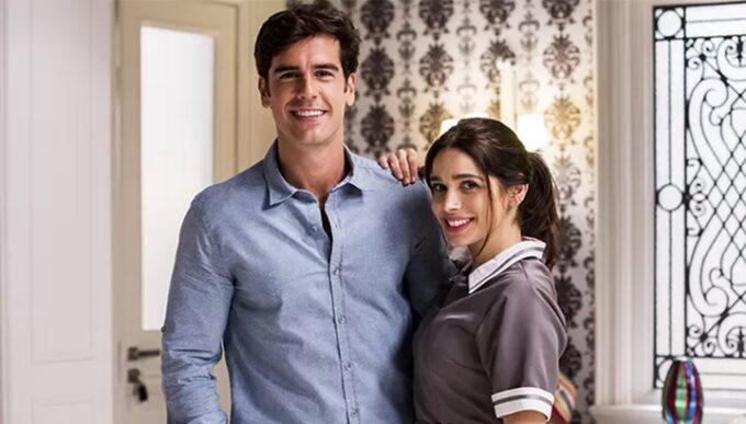 Casal em Haja Coração, Sabrina Petraglia e Marcos Pitombo voltarão a contracenar juntos em novela da Globo