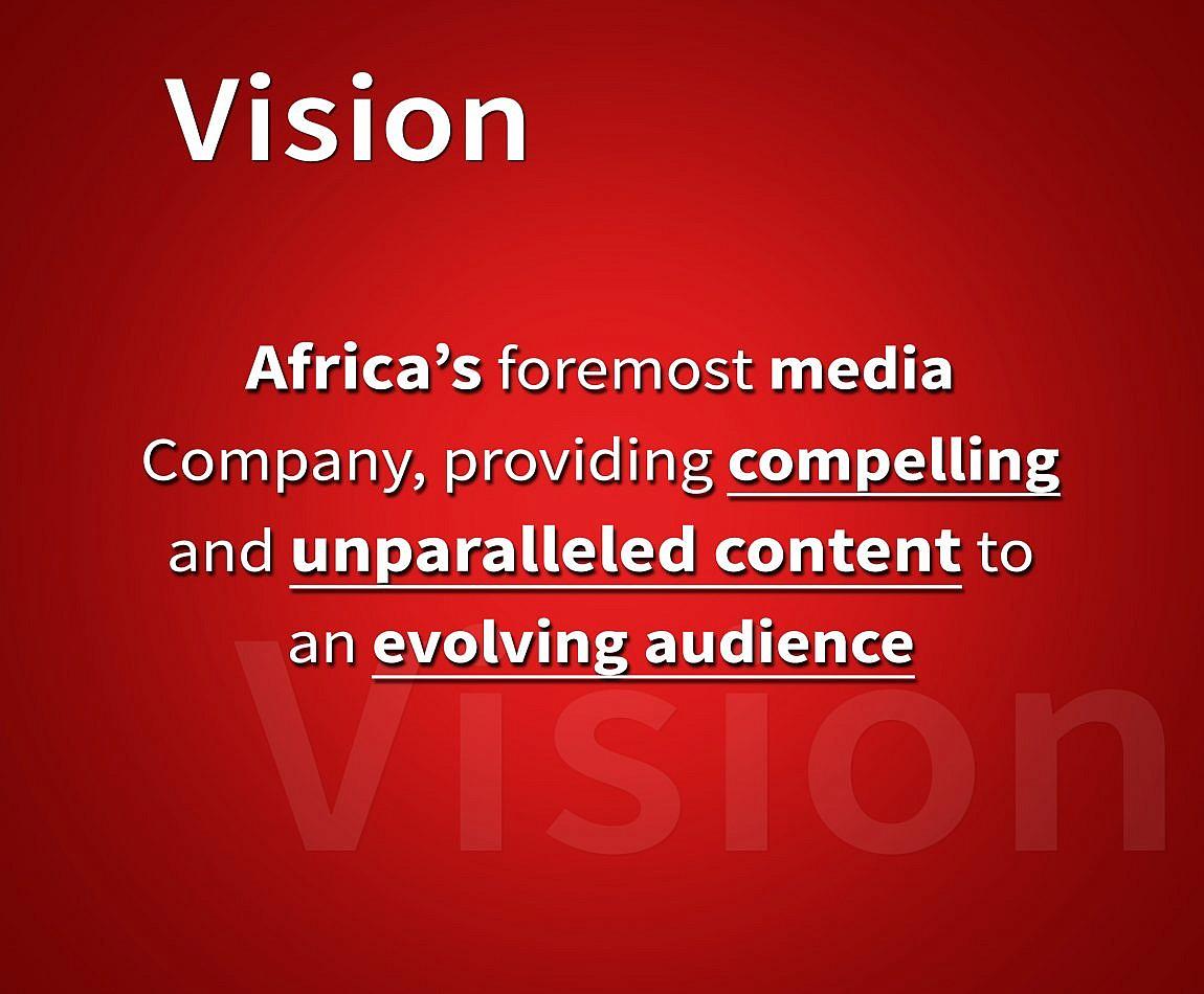 Vision tvc