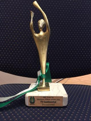 TVC News Wins Prestigious Nigeria Media Merit Award for Best TV Station of the Year