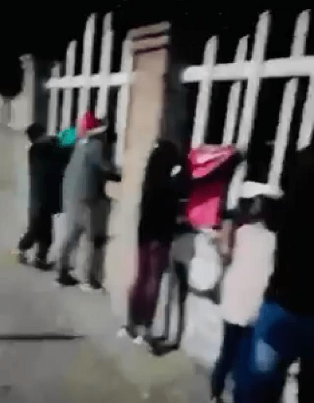 Niños acuden a celebrar el triunfo de la Fiera al panteón con su abuelito –  TV4 Noticias