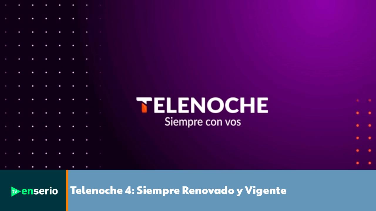 Telenoche 4